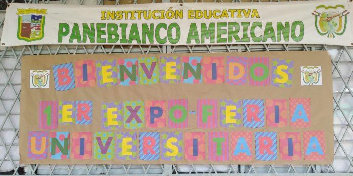 """2da Feria Universitaria """"Building Dreams"""""""