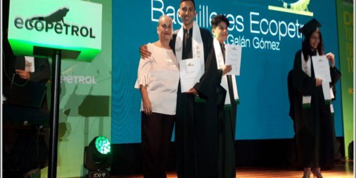 """Experiencia Beca """"Bachilleres Ecopetrol"""""""