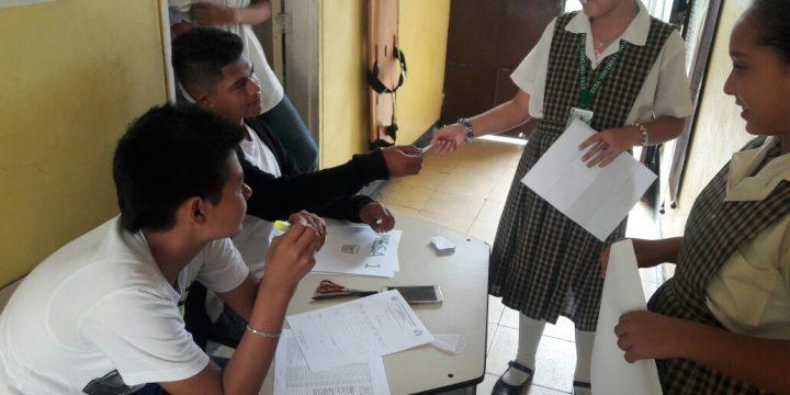 Gobierno Escolar: Jornada Electoral Personería 2021