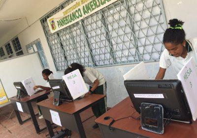Candidatos a personería escolar 2021